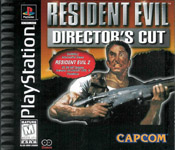 Resident Evil 1 Director's Cut