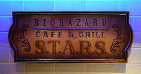 Resident Evil Restaurant - Biohazard Cafe & Grill S.T.A.R.S.